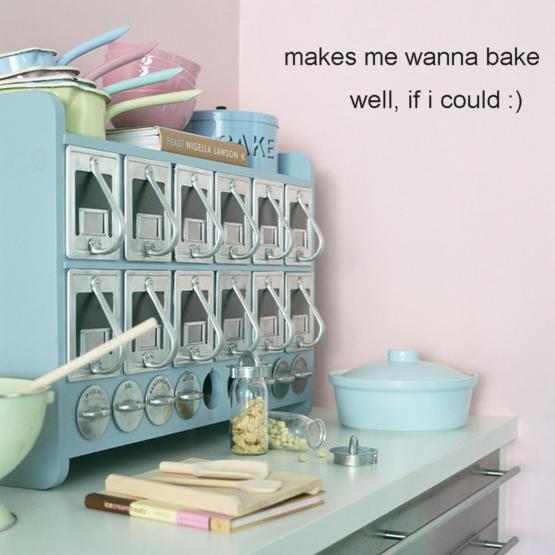 vinatge kitchen