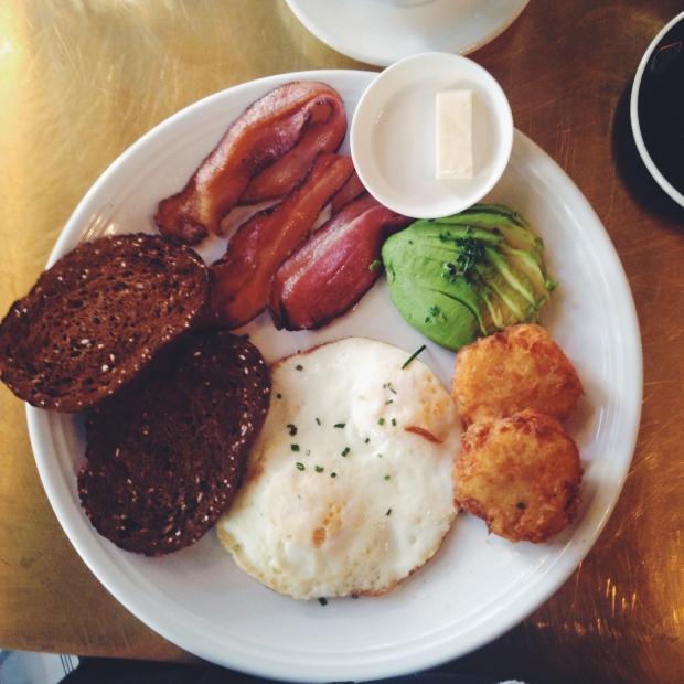 la chapter breakfast